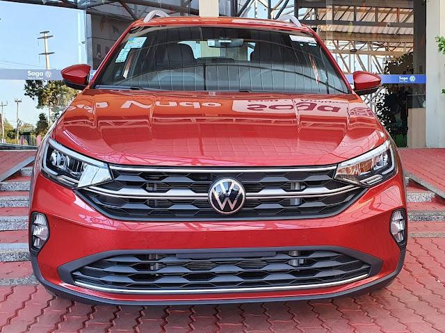 Volkswagen Nivus Highline - frente