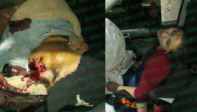 Ejecutados una jovencita de 15 y un varón de 56, saldo de la refriega de Fortín, Veracruz