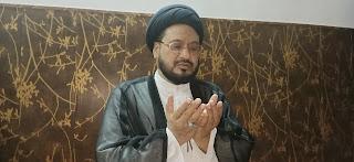 मौलाना सफ़दर हुसैन ज़ैदी ने ऑनलाइन ईद की नमाज़ अदा कराया | #NayaSabera