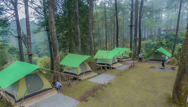 CIKOLE JAYAGIRI | Tempat Outbound di Lembang