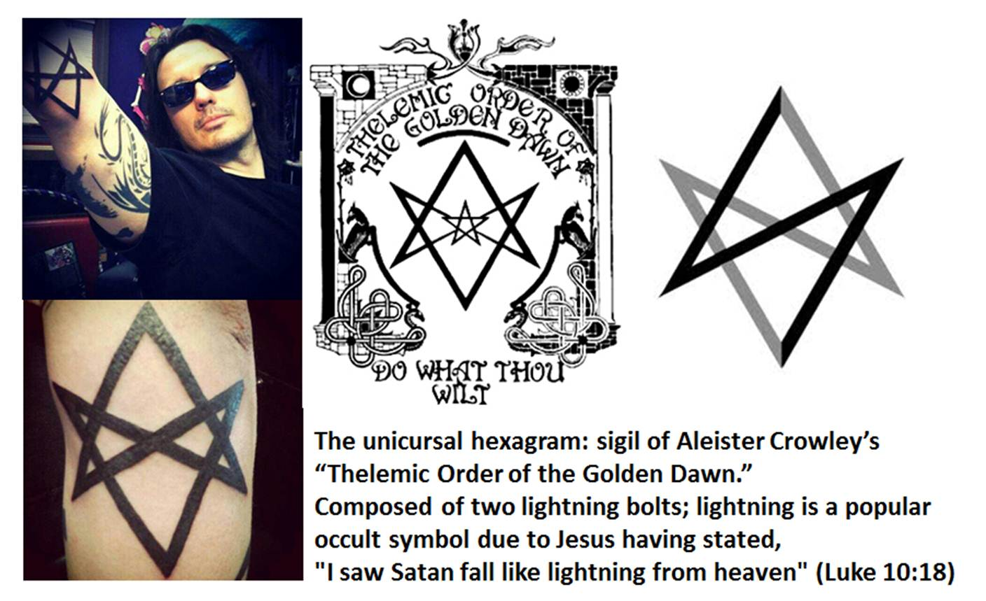 Aleister Crowley Symbolism And Poses True Freethinker