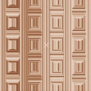 Göz yanılmasına neden olan ilginç bir oyma ahşap kapı modeli resmi