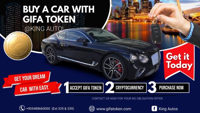 GIFA Token - Bentley Continental GT