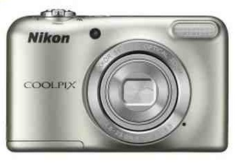Nikon Coolpix L29 Digital Camera with SD Card