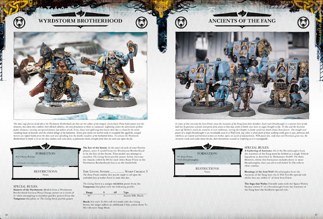 Warzone Fenris Wrath of Magnus