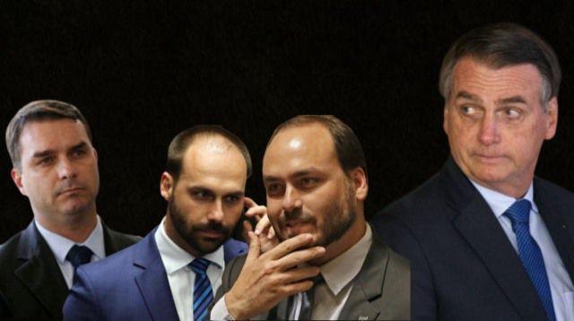 Seguidores encobrem mazelas corruptas do clã Bolsonaro nas redes sociais