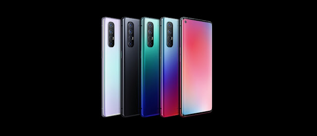 Oppo Find X2 Neo leaks, looks very similar to the Reno3 Pro 5G.