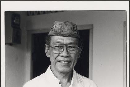 Potret Pramoedya Ananta Toer