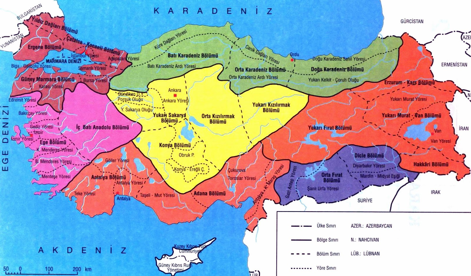 İç Anadolu Bölgesi – Türkiye'nin Bölgeleri