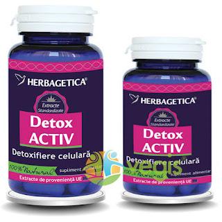 Cumpara de aici Detox Activ pentru detoxifierea celulara