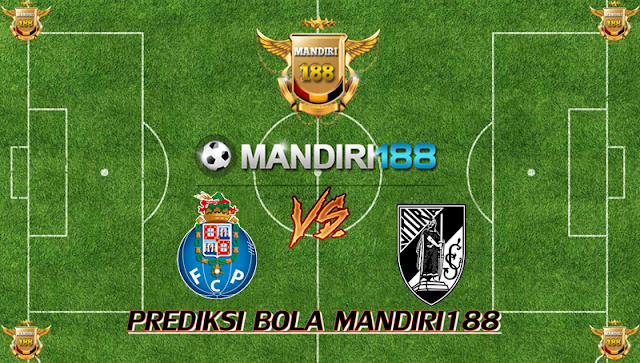 AGEN BOLA - Prediksi Porto vs Vitoria Guimaraes 8 Januari 2018