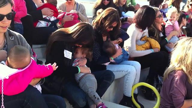 Πρέβεζα: Στον Πανελλαδικό Ταυτόχρονο Δημόσιο Θηλασμό Συμμετέχει Η Πρέβεζα