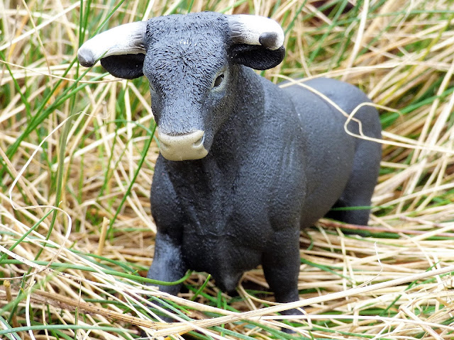 toy animals, Schleich toys, farm animals