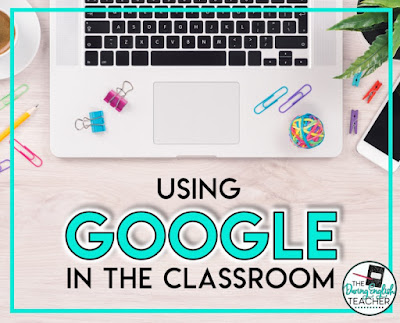 Using Google Apps in the Classroom