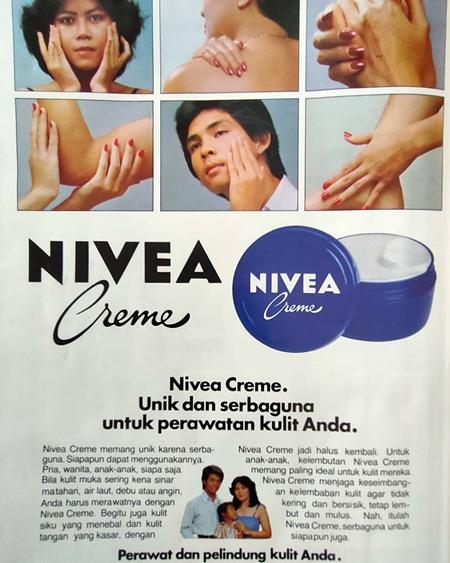 Iklan jadul Nivea