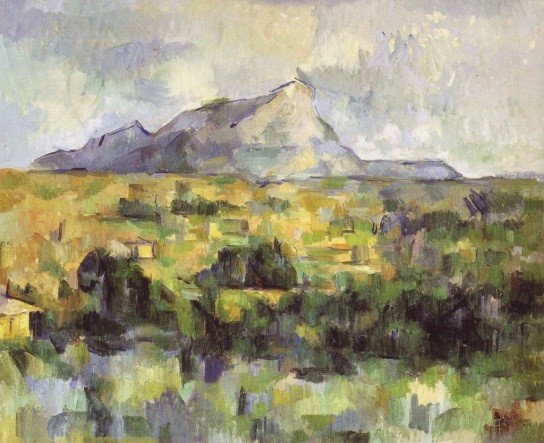 近代絵画の父。遅咲きの画家、ポール・セザンヌ【Art】 サント・ヴィクトワール山