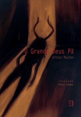 Capa da obra O Grande Deus Pã, de Artur Machen, baixar pdf
