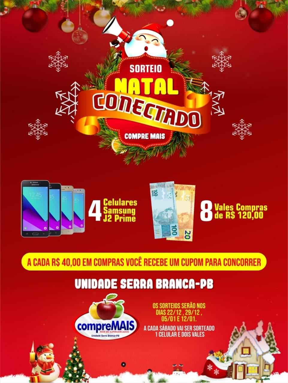ef2266615 Supermercado de Serra Branca