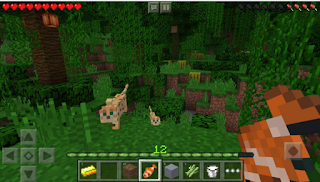 Minecraft: Pocket Edition Screenshot 4