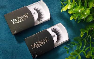 Yazmae Cosmetics Luxury 3D Mink Lashes in Dubai and London
