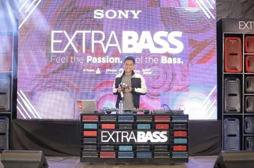 Sony PH Once Again Names DJ Rammy Bitong as Ambassador