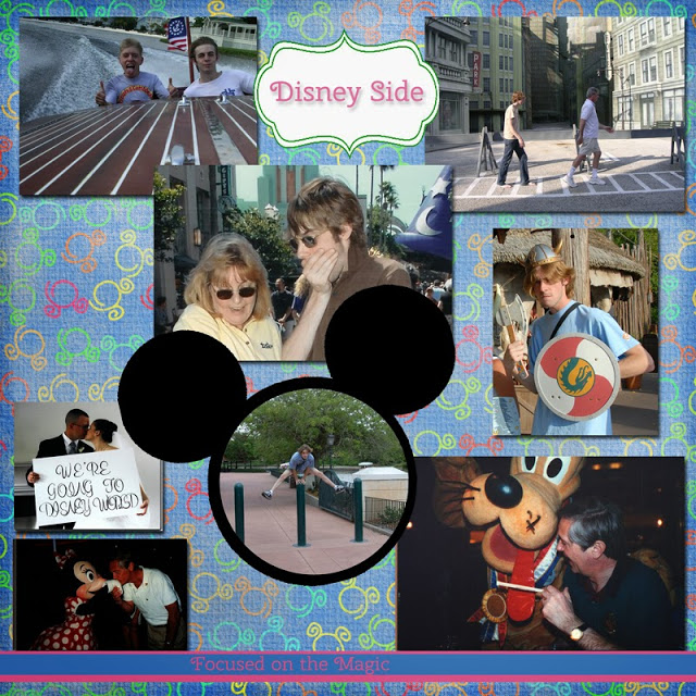 Wordless Wednesday Blog Hop Disney Side