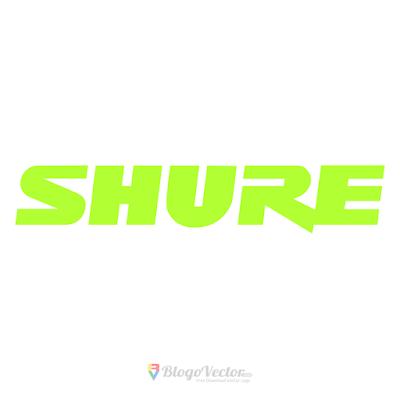 Shure Logo Vector