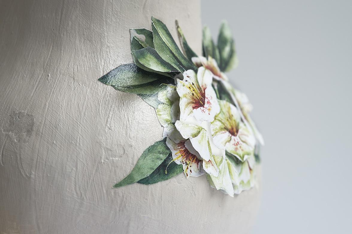 Hoe maak je 3D bloemetjes op pompoenen