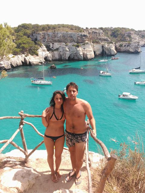 Macarella, Menorca