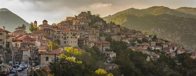 Δημητσάνα: Η ιστορική κωμόπολη που σου κόβει την ανάσα (ΦΩΤΟ)