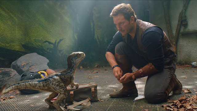 "Still from the ""Jurassic World: Fallen Kingdom"" movie"