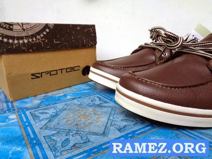 Sepatu Sneakers Spotec Henry Boat Shoes