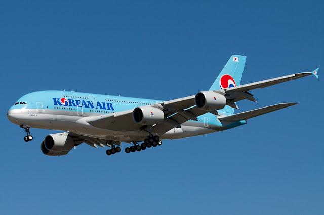 Giant Bird Korean Air A380-800