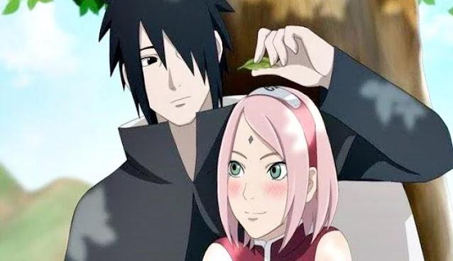 Sasuke dan Sakura Menikah