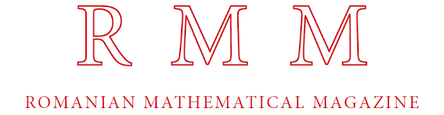 problem collections from Romanian Mathematical Magazine