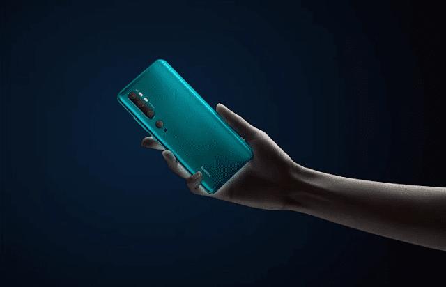Xiaomi Mi Note 10 with 108MP Penta-Cam Lands in PH!
