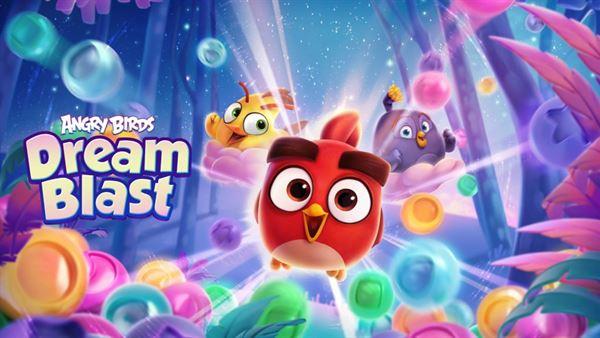 Angry Birds Dream Blast v1.5.1 Can Ve Yetenek Hileli