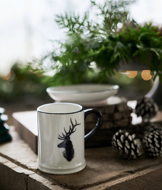 Новости дизайна. Рождественская коллекция 2017 от H & M Home
