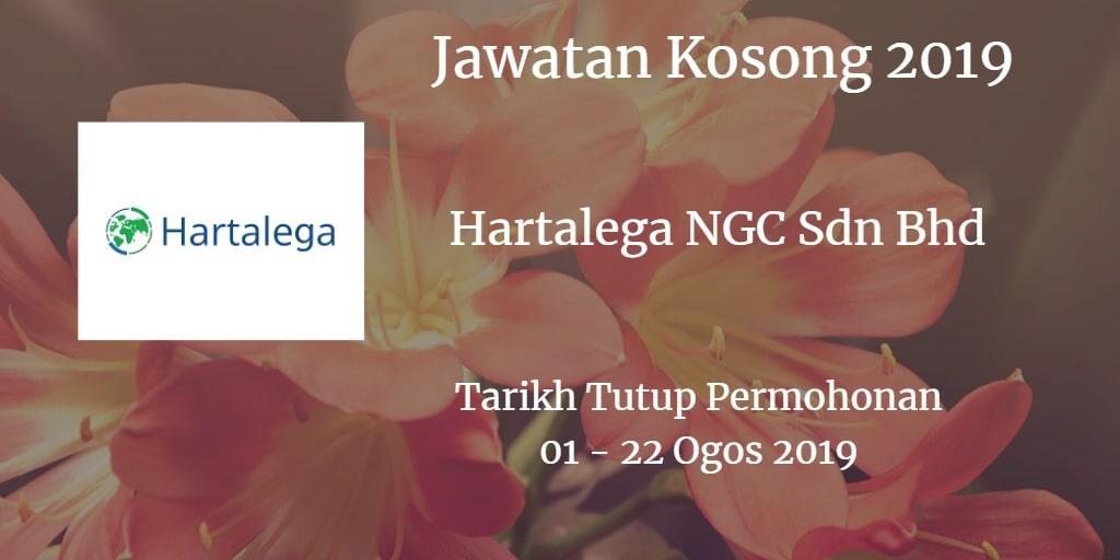 Jawatan Kosong Hartalega NGC Sdn Bhd 01 - 22 Ogos 2019