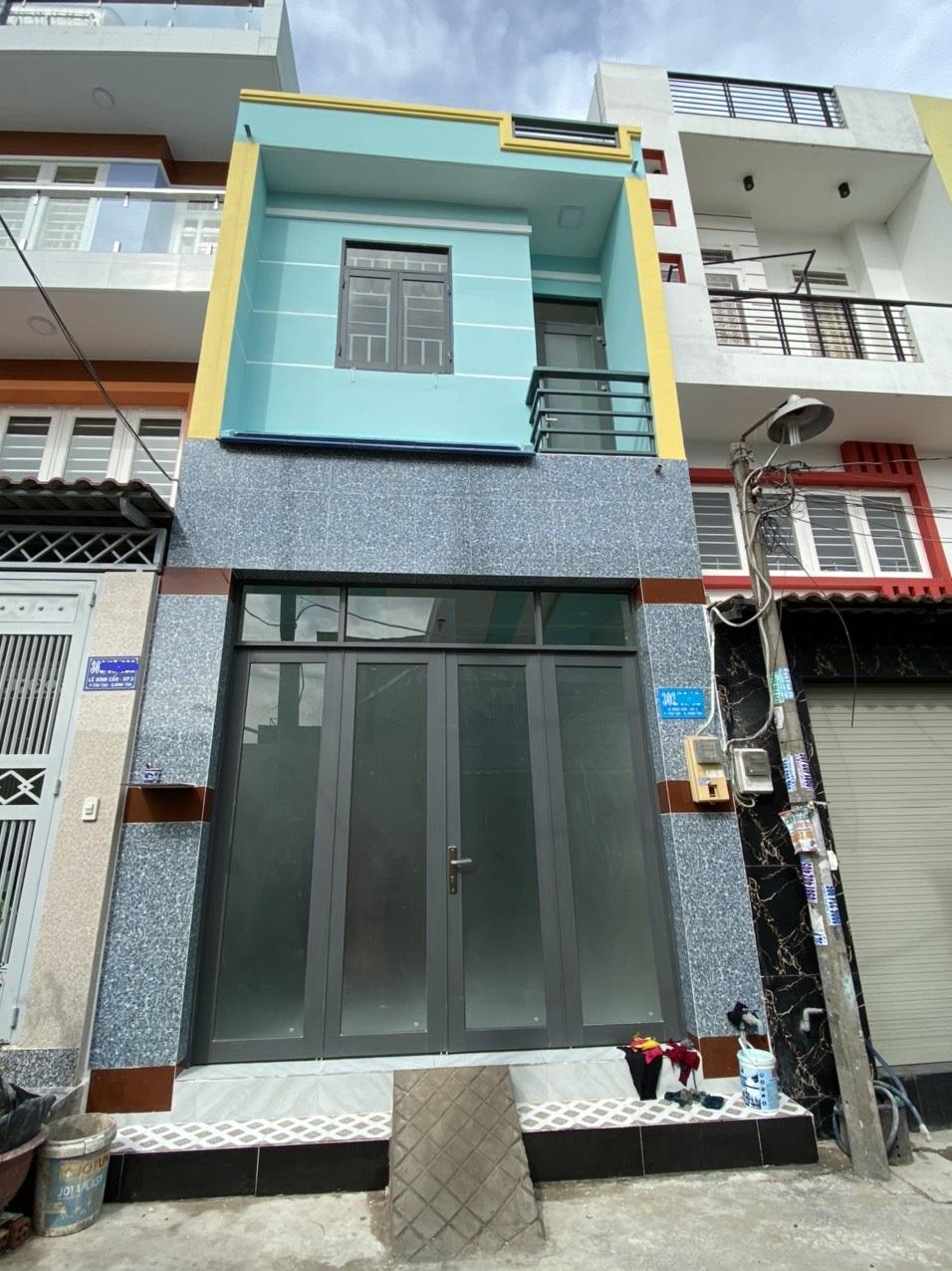 Bán nhà hẻm 302 Lê Đình Cẩn phường Tân tạo quận Bình Tân dưới 4 tỷ 2021