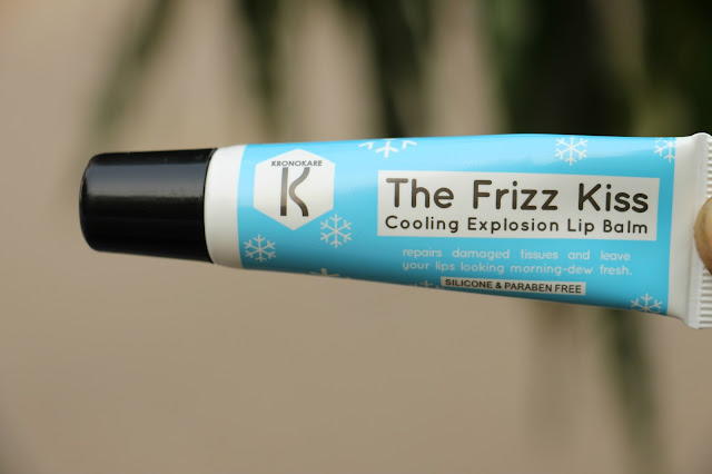 Kronokare The Frizz Kiss Cooling Explosion Lip Balm Price Review, non sticky lip balm,cooling lip balm,minty lip balm, delhi blogger, delhi beauty blogger, indian beauty blogger, indian blogger, skincare, winter must haves, best lip blam for winter, beauty , fashion,beauty and fashion,beauty blog, fashion blog , indian beauty blog,indian fashion blog, beauty and fashion blog, indian beauty and fashion blog, indian bloggers, indian beauty bloggers, indian fashion bloggers,indian bloggers online, top 10 indian bloggers, top indian bloggers,top 10 fashion bloggers, indian bloggers on blogspot,home remedies, how to