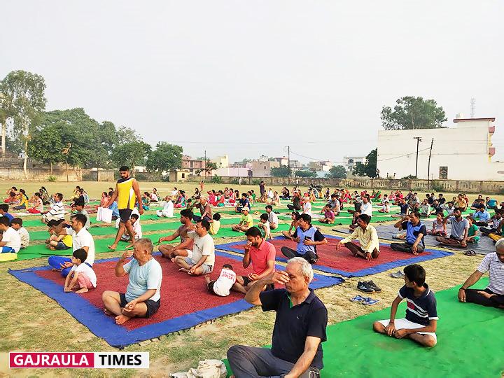 patanjali-yoga-day-in-gajraula
