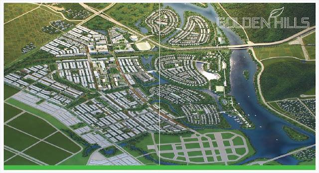 Dự án Golden Hills Liên Chiểu
