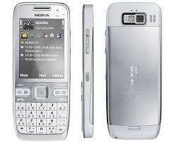Nokia E55 Flash File