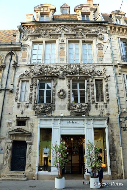 Maison des Cariatides de Dijon