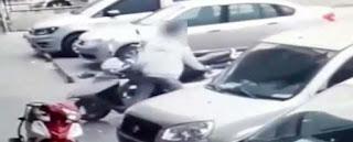 اعتقال 6 لصوص في ولاية غازي عنتاب التركية (فيديو)
