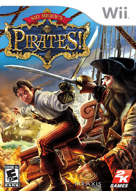 SID MEIER'S PIRATES 2004: Official Game Direct Free Download