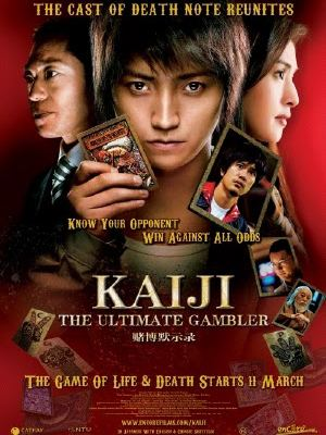Phim Thần Bài Kaiji - Kaiji The Ultimate Gambler 2009