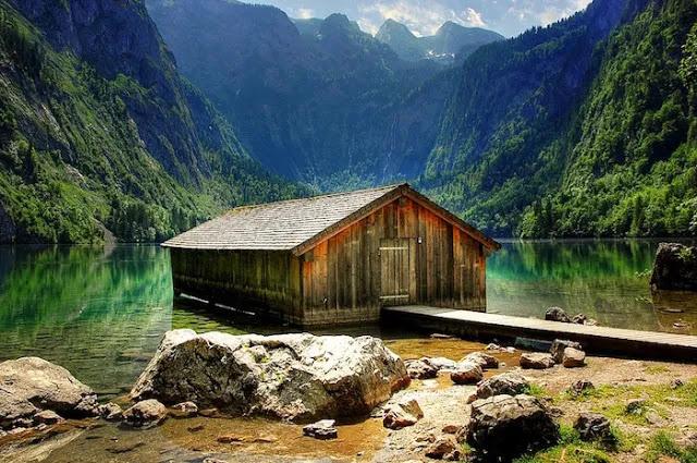 Danau Terjernih Di Jerman, Danau Salah Satu Terjernih Di Dunia