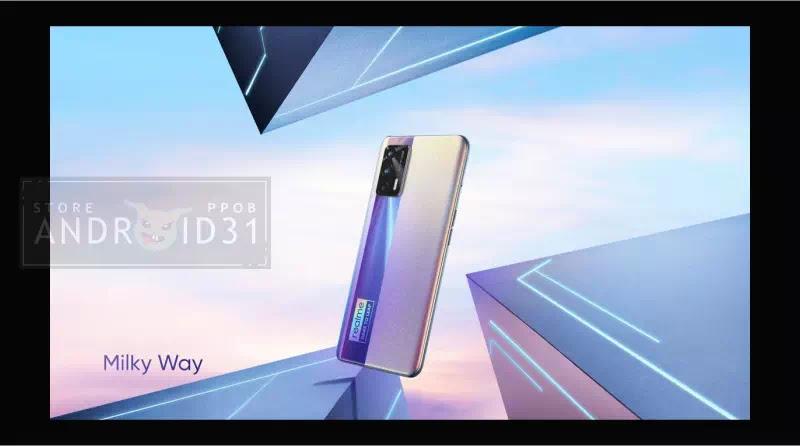 Realme X7 Max 5G Milky Way